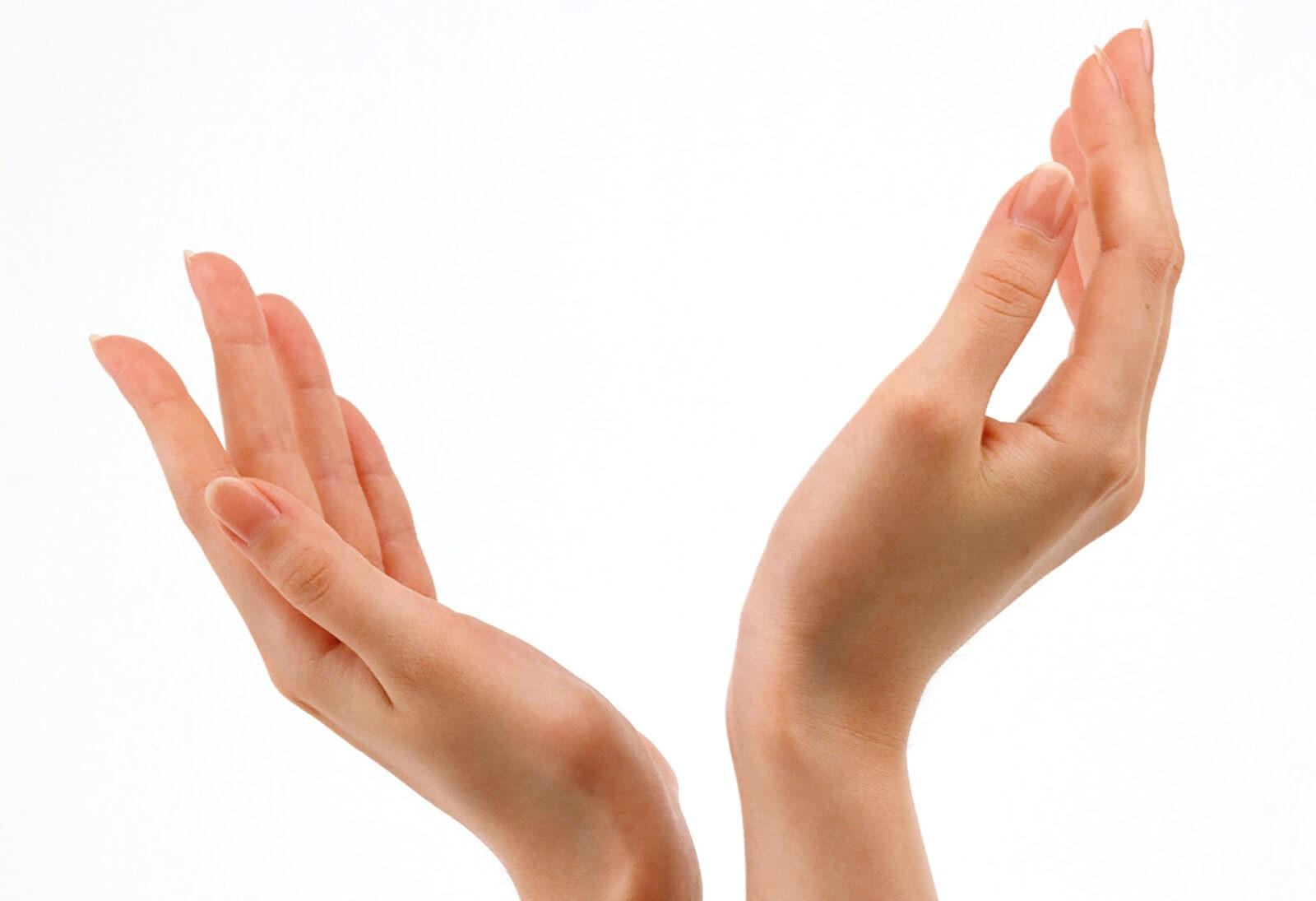 Ringiovanimento delle mani
